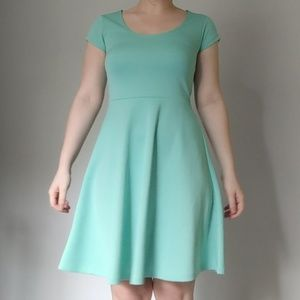 Rue21 Bright Turquoise Dress